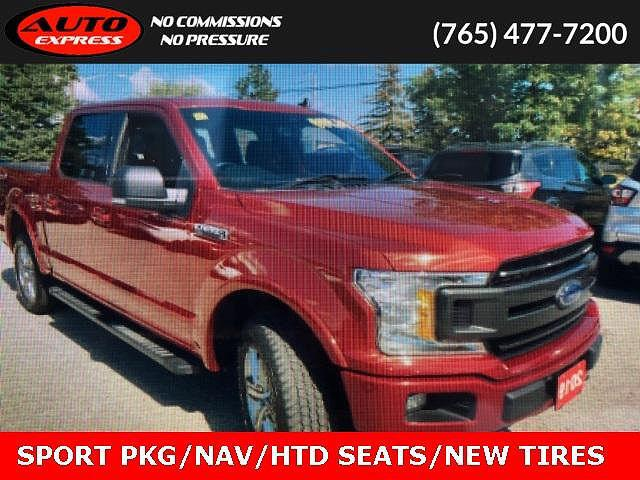 2019 Ford F-150 XLT for sale in Lafayette, IN