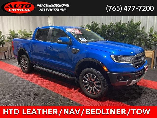 2021 Ford Ranger LARIAT for sale in Lafayette, IN