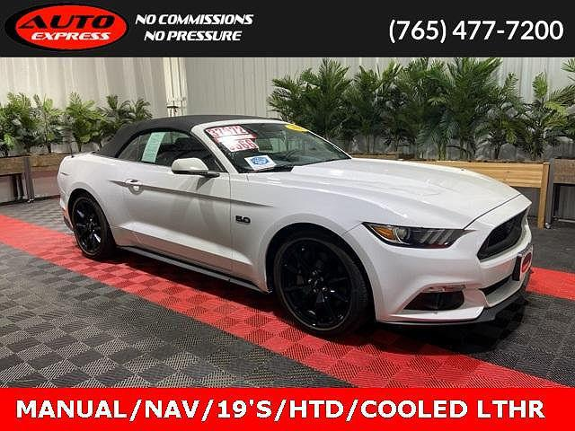 2017 Ford Mustang GT Premium for sale in Lafayette, IN