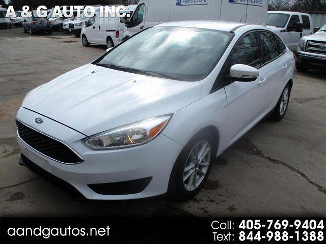 2017 Ford Focus SE for sale in Oklahoma City, OK