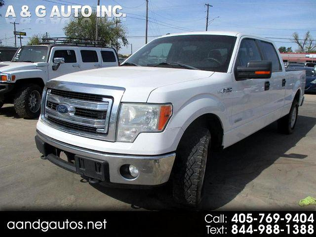 2013 Ford F-150 XLT for sale in Oklahoma City, OK