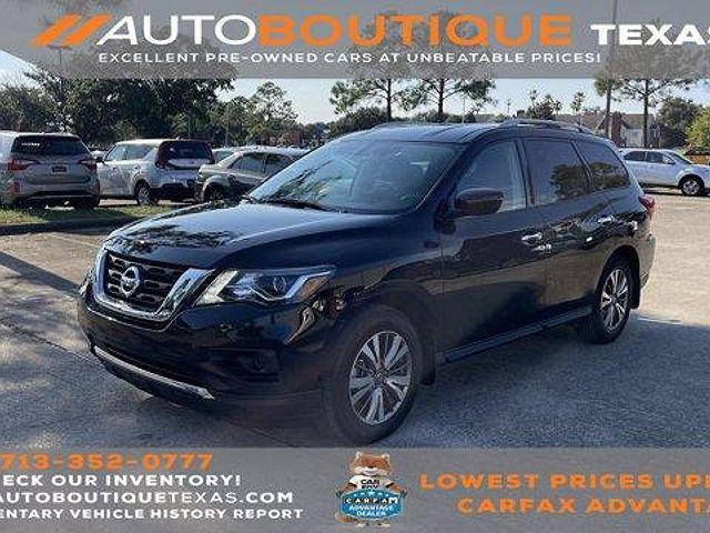 2019 Nissan Pathfinder S for sale in Houston, TX