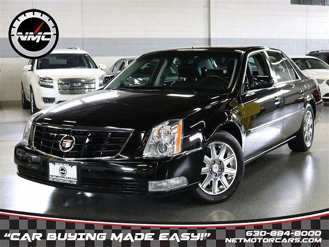 2011 Cadillac DTS for sale near Addison, IL