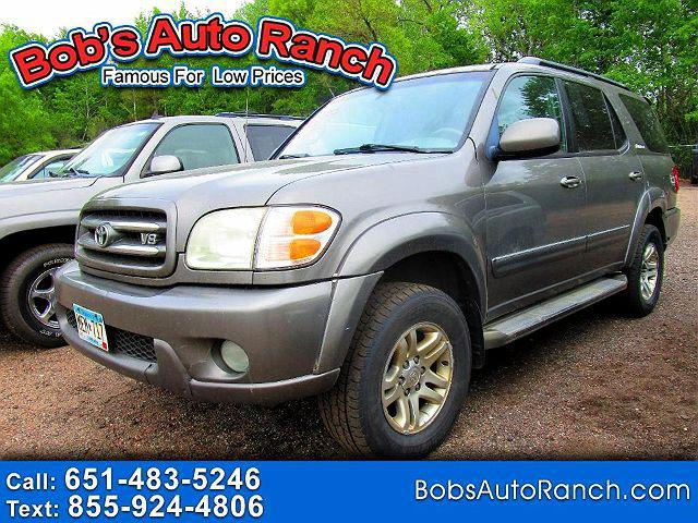 2004 Toyota Sequoia Limited for sale in Lino Lakes, MN