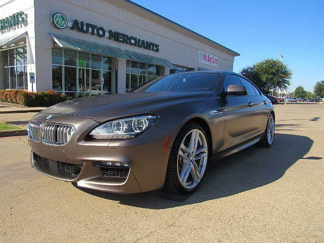 2015 BMW 6 Series 650i for sale in Plano, TX