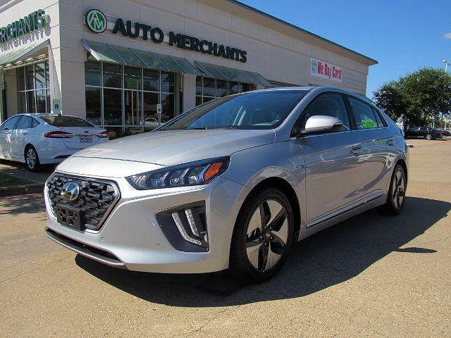 2020 Hyundai Ioniq Hybrid Limited for sale in Plano, TX