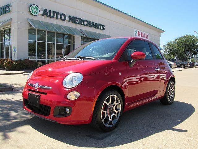 2012 Fiat 500 Sport for sale in Plano, TX