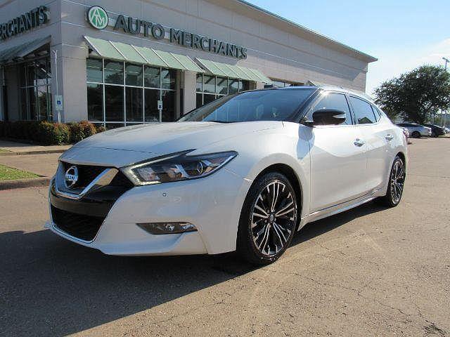 2017 Nissan Maxima Platinum for sale in Plano, TX
