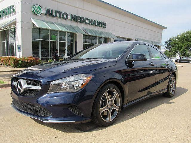 2018 Mercedes-Benz CLA CLA 250 for sale in Plano, TX