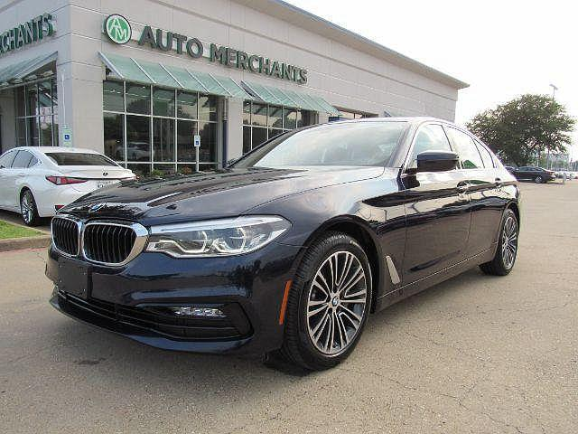 2017 BMW 5 Series 540i for sale in Plano, TX