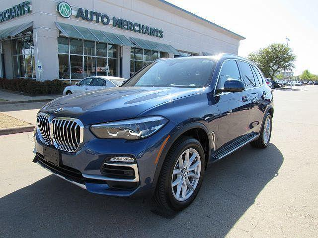 2019 BMW X5 xDrive40i for sale in Plano, TX
