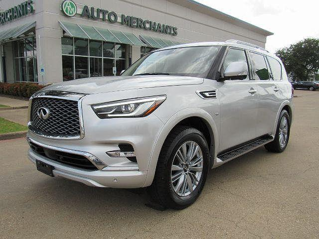 2020 INFINITI QX80 LUXE for sale in Plano, TX