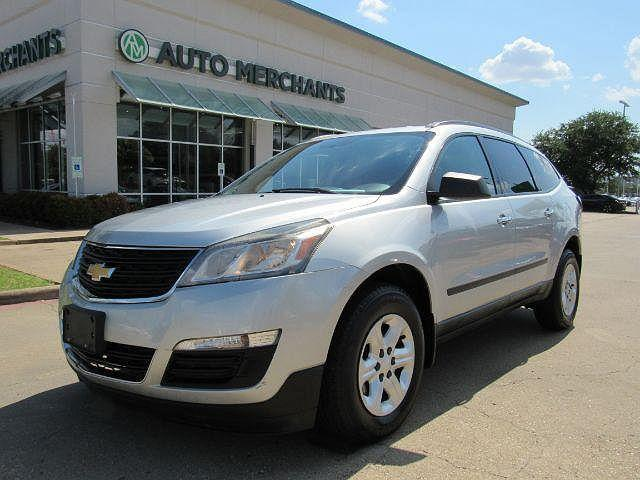 2016 Chevrolet Traverse LS for sale in Plano, TX