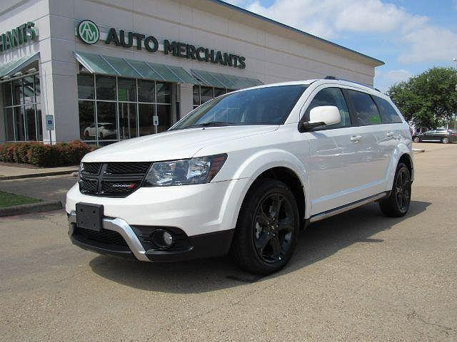 2020 Dodge Journey Crossroad for sale in Plano, TX