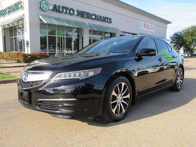 2015 Acura TLX 4dr Sdn FWD for sale in Plano, TX