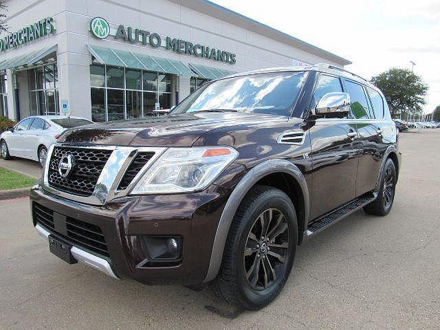 2017 Nissan Armada Platinum for sale in Plano, TX