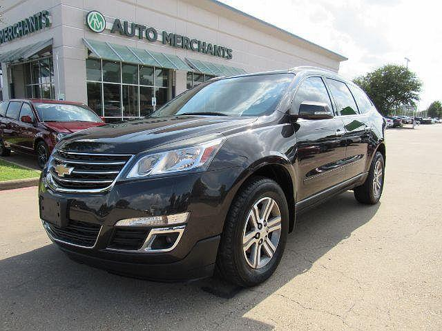 2016 Chevrolet Traverse LT for sale in Plano, TX