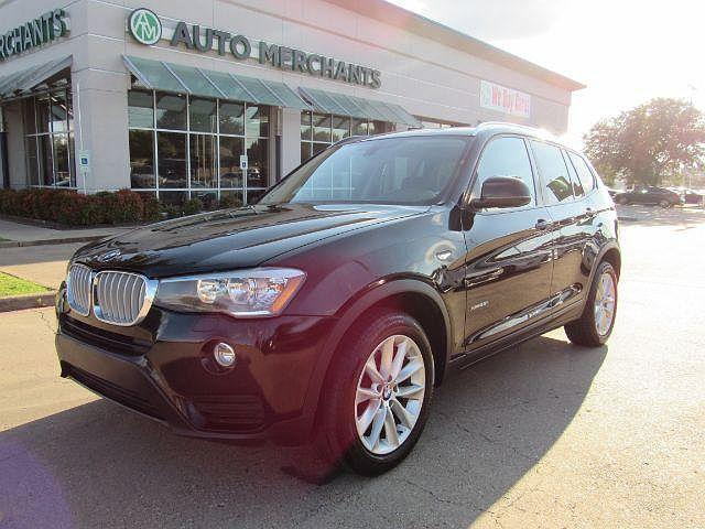 2016 BMW X3 xDrive28i for sale in Plano, TX