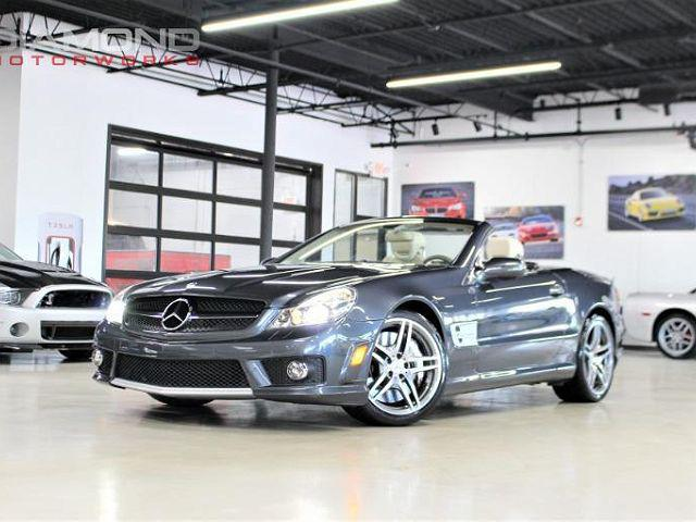 2009 Mercedes-Benz SL-Class AMG for sale in Lisle, IL