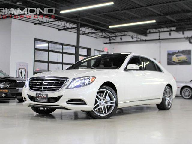 2016 Mercedes-Benz S-Class S 550 for sale in Lisle, IL