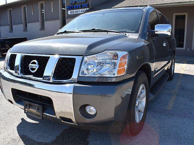 2006 Nissan Armada LE for sale in Richardson, TX