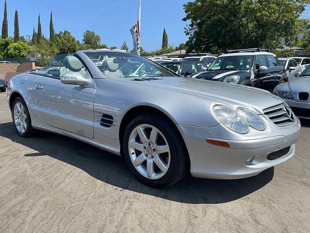 2003 Mercedes-Benz SL-Class 2dr Roadster 5.0L for sale in Glendale, CA