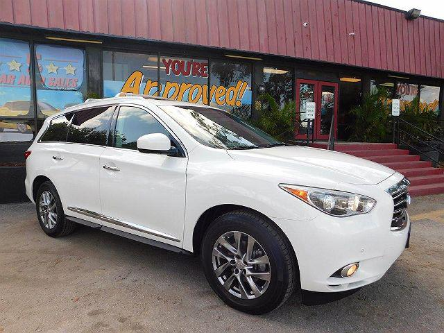 2013 INFINITI JX35 AWD 4dr for sale in Tampa, FL