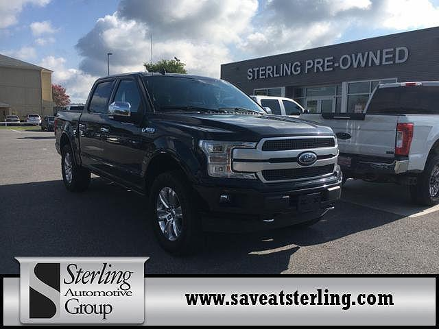 2019 Ford F-150 Platinum for sale in Opelousas, LA