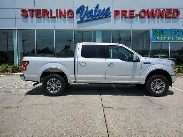 2018 Ford F-150 Lariat for sale in Opelousas, LA