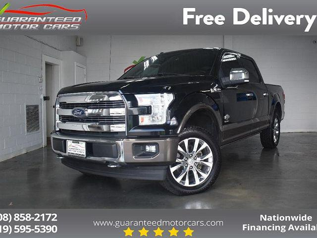 2017 Ford F-150 King Ranch for sale in Highland, IN