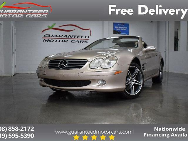 2003 Mercedes-Benz SL-Class 2dr Roadster 5.0L for sale in Highland, IN