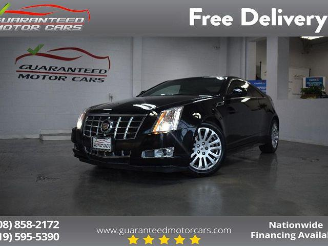 2014 Cadillac CTS Coupe Performance for sale in Highland, IN