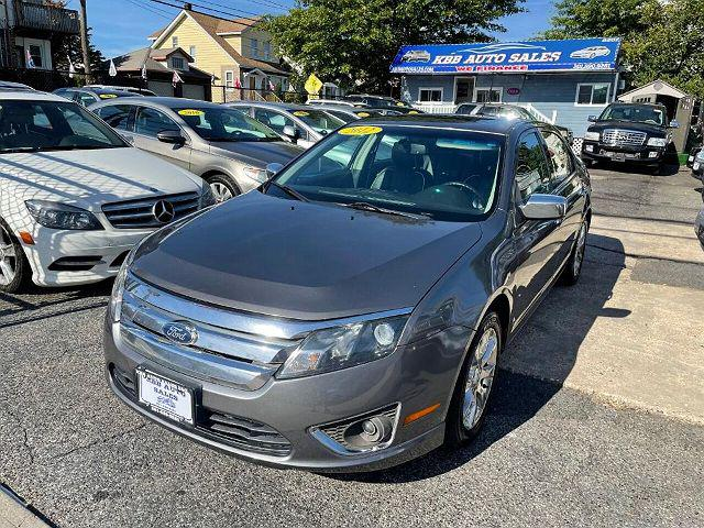2012 Ford Fusion SEL for sale in North Bergen, NJ