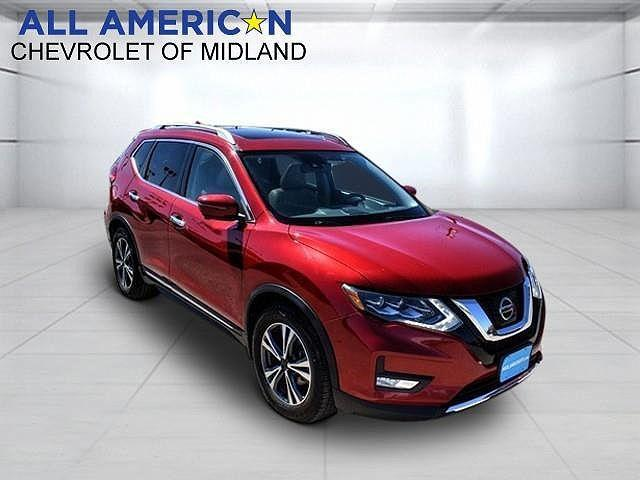 2017 Nissan Rogue SL for sale in Midland, TX