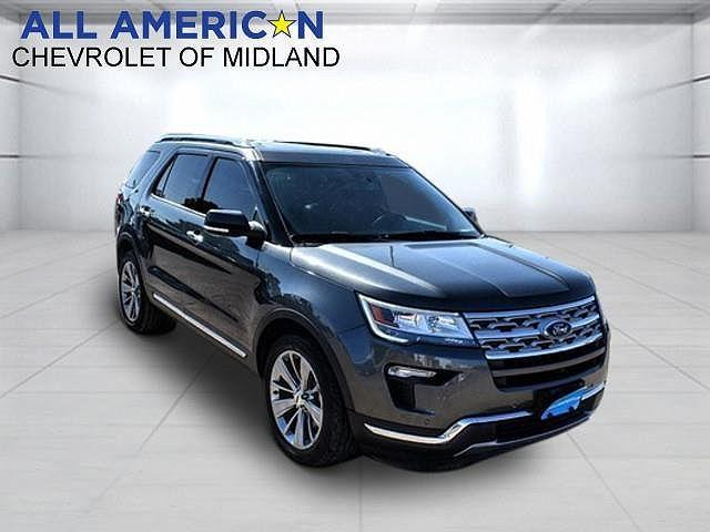 2018 Ford Explorer Limited for sale in Midland, TX