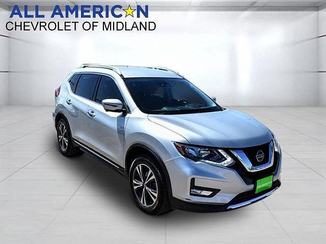 2018 Nissan Rogue SL for sale in Midland, TX