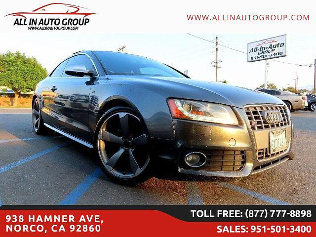 2012 Audi S5 Special Edition for sale in Norco, CA