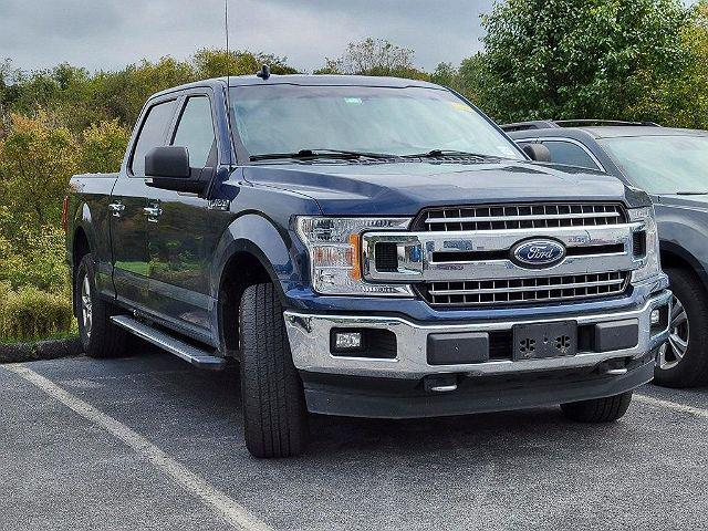 2018 Ford F-150 XLT for sale in Hagerstown, MD