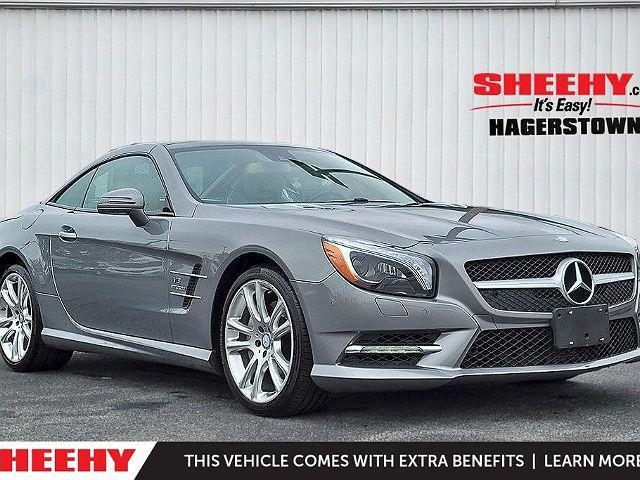 2013 Mercedes-Benz SL-Class SL 550 for sale in Hagerstown, MD