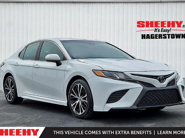 2018 Toyota Camry L for sale in Hagerstown, MD