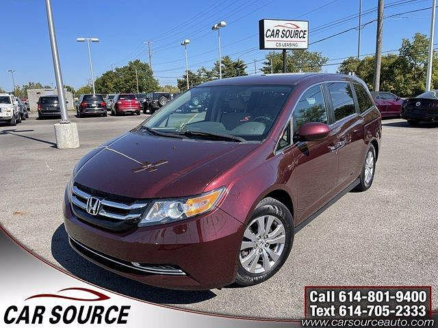 2016 Honda Odyssey EX for sale in Grove City, OH