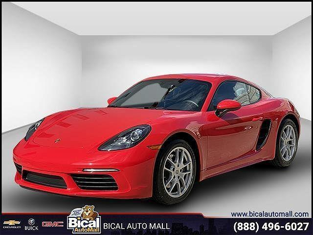 2019 Porsche 718 Cayman Coupe for sale in Brooklyn, NY