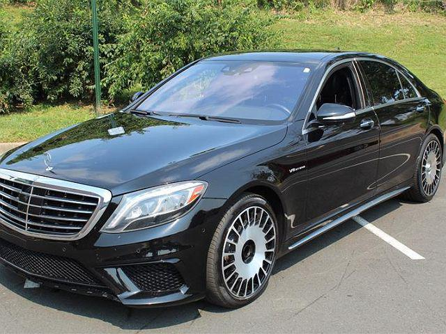 2014 Mercedes-Benz S-Class S 63 AMG for sale in Fairfax, VA