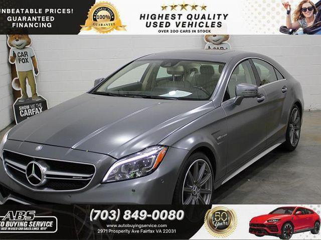 2017 Mercedes-Benz CLS AMG CLS 63 S for sale in Fairfax, VA