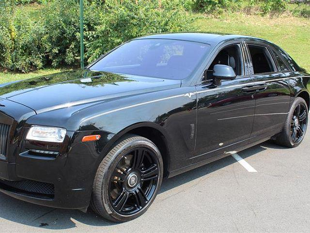 2014 Rolls-Royce Ghost 4dr Sdn for sale in Fairfax, VA