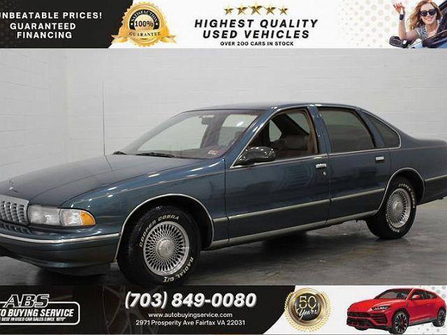 1996 Chevrolet Caprice Classic/Impala SS Classic/Impala for sale in Fairfax, VA