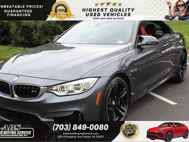 2015 BMW M4 2dr Conv for sale in Fairfax, VA