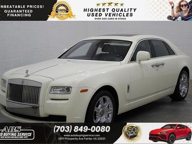 2010 Rolls-Royce Ghost 4dr Sdn for sale in Fairfax, VA