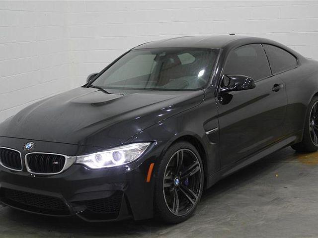 2016 BMW M4 2dr Cpe for sale in Fairfax, VA