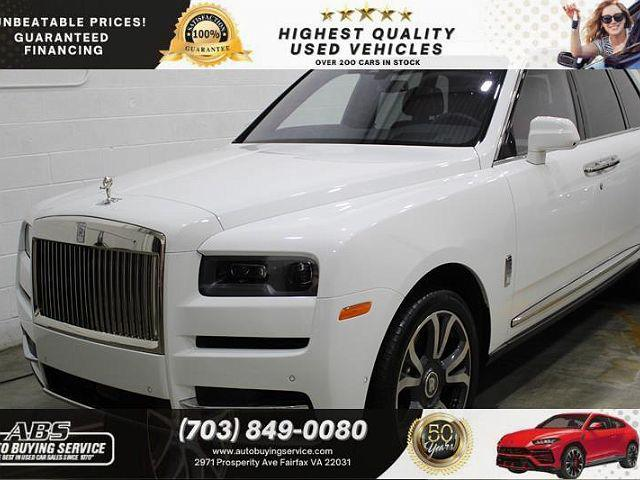 2020 Rolls-Royce Cullinan Sport Utility for sale in Fairfax, VA